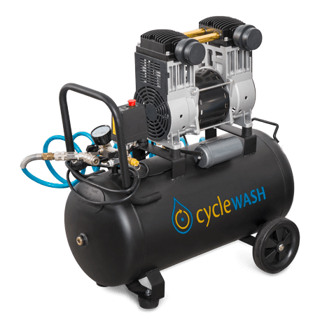 cycleWASH air compressor
