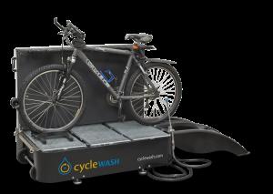 cycleWASH UNO Station