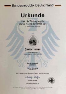 Saubermann Marke