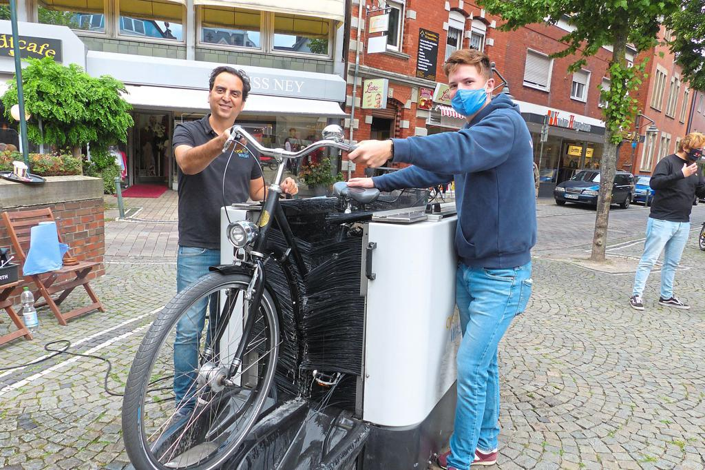 cycleWASH in Ahlen
