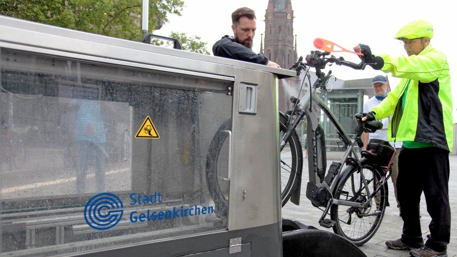 cycleWASH Gelsenkirchen