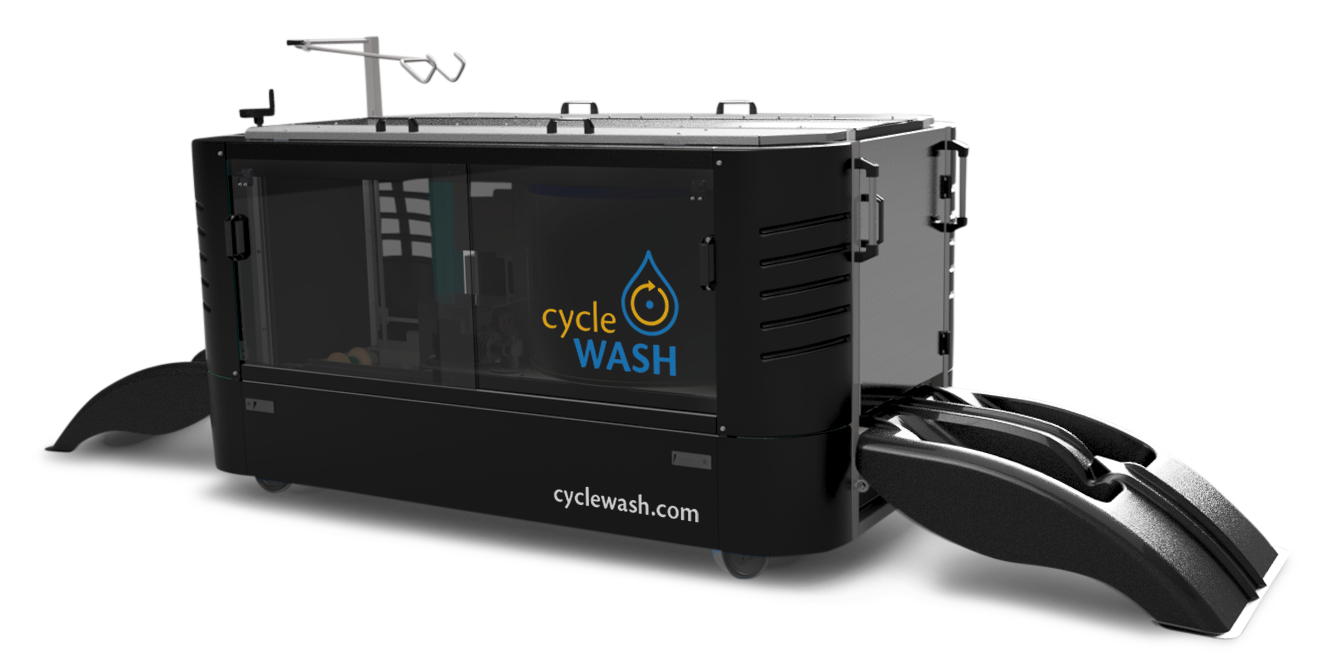cycleWASH Pro Black