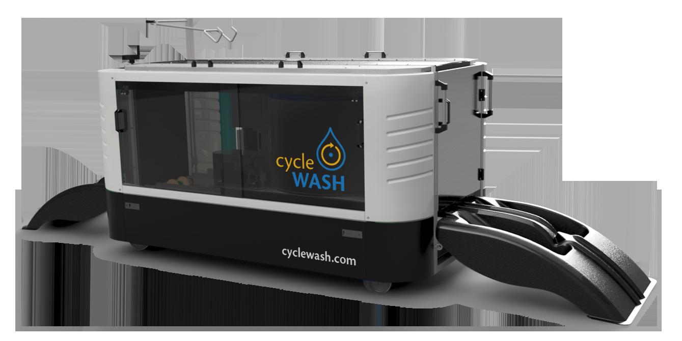 cycleWASH Pro Black & White