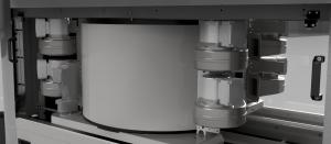 Trocknereinheit AIR – 8 Radialgebläse