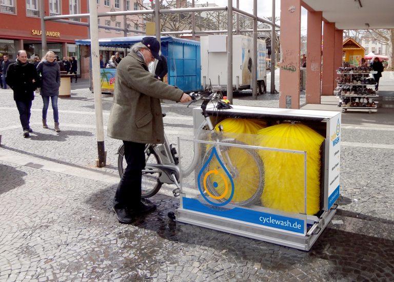 cycleWASH mobile 2016