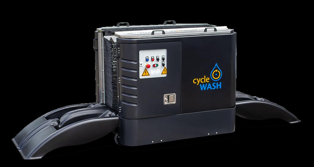 cycleWASH mini DUO Black bicycle washing system