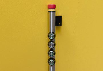 cycleWASH Griffschalter Detail